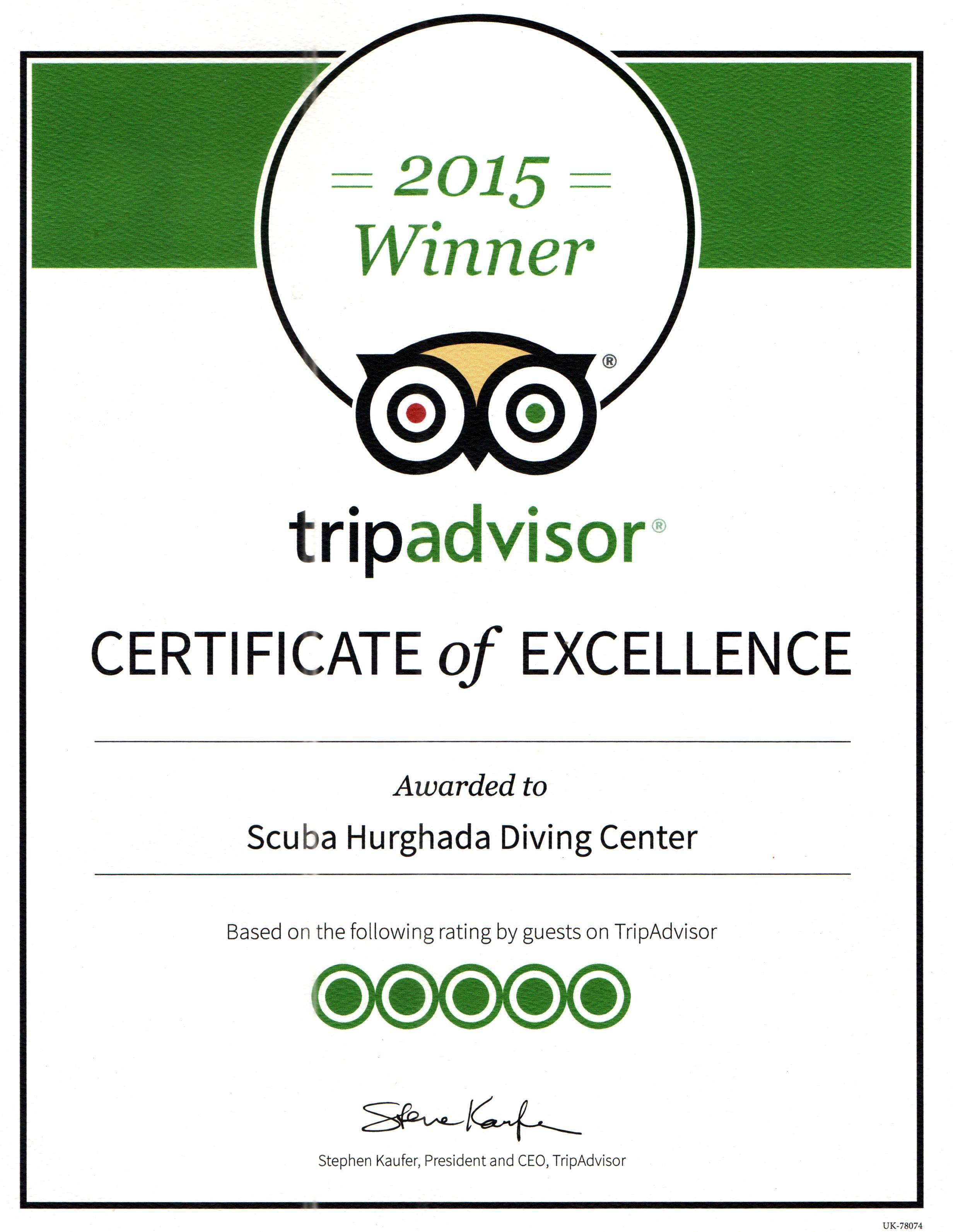 Scuba-Hurghada-Diving-Center-Bijou-TripAdvisor-Excellence-Award-Snorkeling-RedSea-Egypt